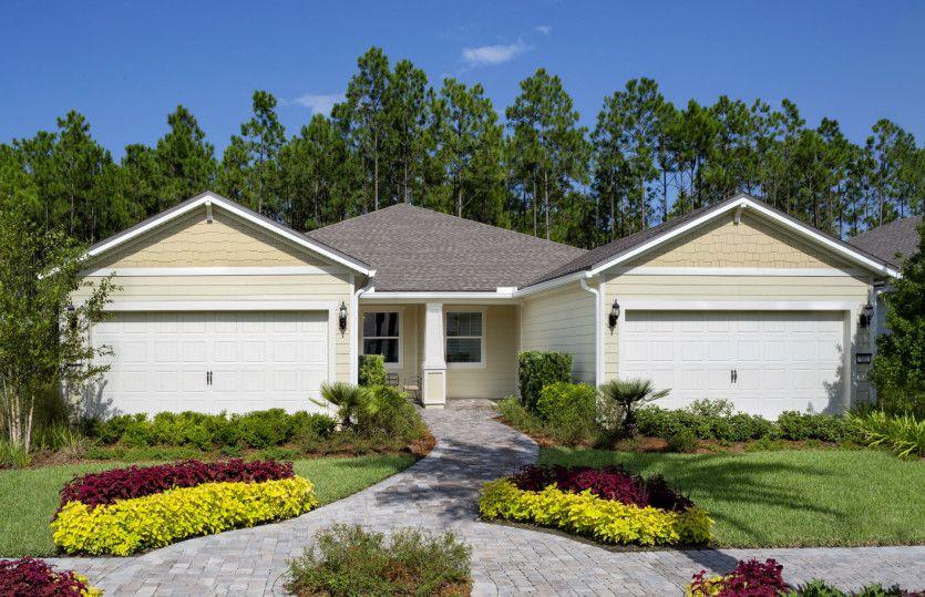 Ellenwood Plan in Del Webb Nocatee, Ponte Vedra, FL 32081