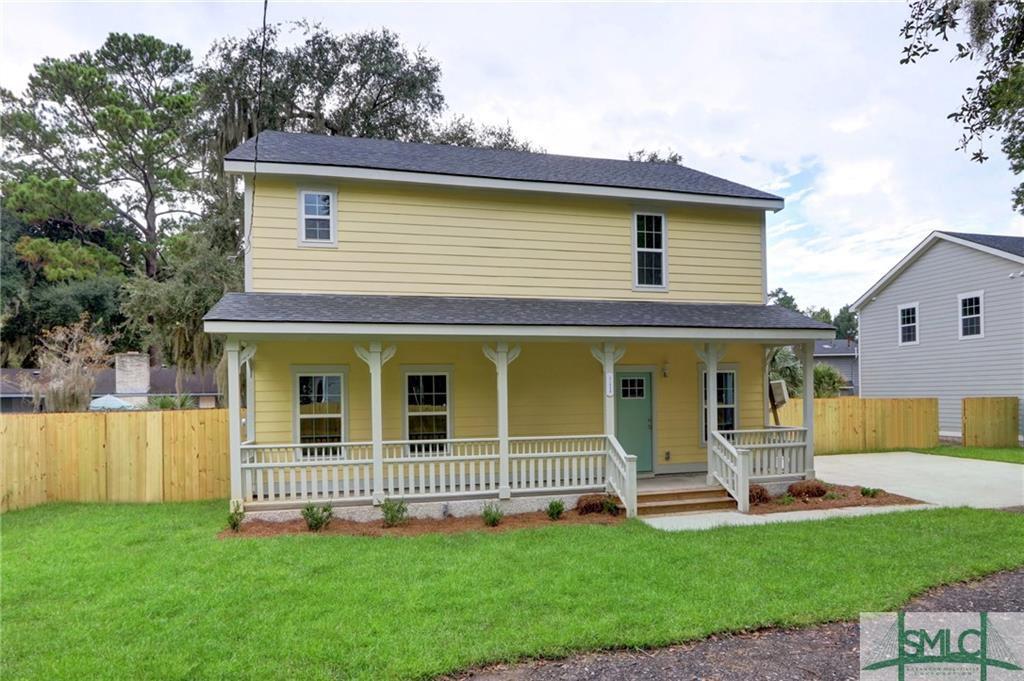 3104B Lincoln St, Savannah, GA 31404