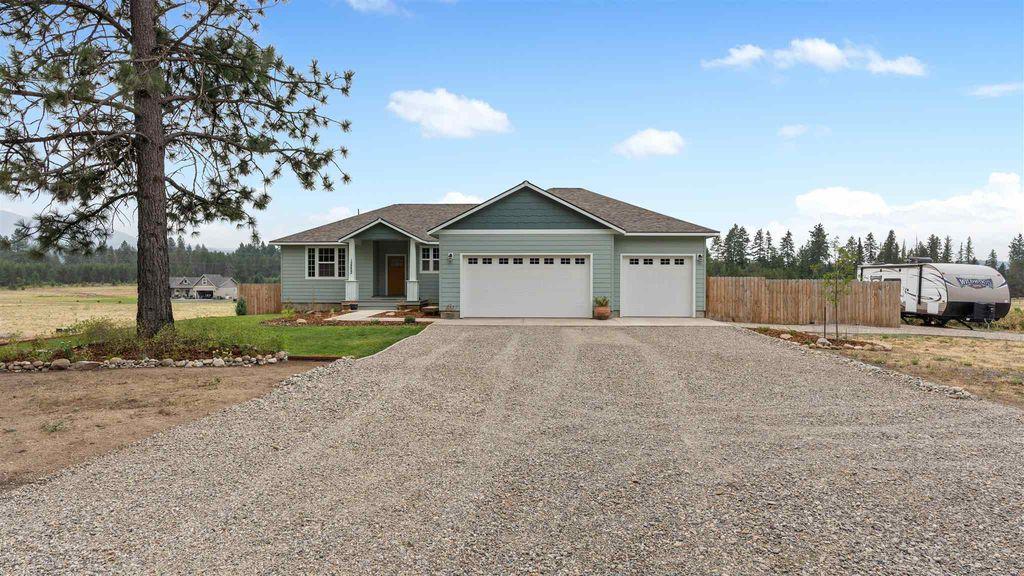 12222 E Nelson Rd, Spokane, WA 99009