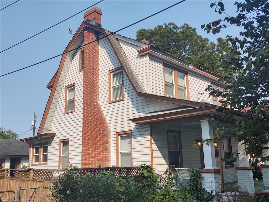 813 Marshall St, Hampton, VA 23669