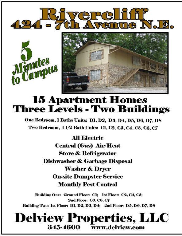 424 7th Ave NE #C5, Tuscaloosa, AL 35404