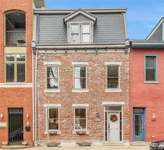 616 Lockhart St, Pittsburgh, PA 15212
