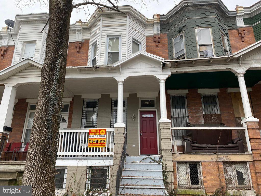 1608 N Ellamont St, Baltimore, MD 21216