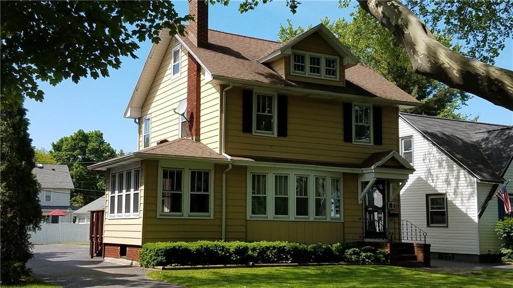 81 Lanvale Park, Rochester, NY 14617