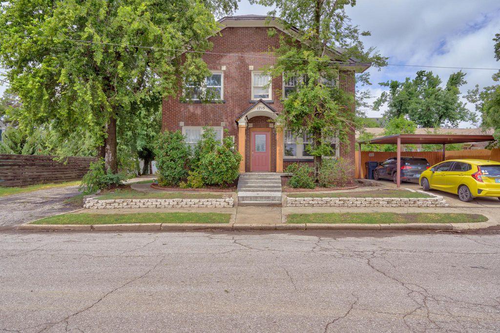 1715 N Douglas Ave #1/2, Oklahoma City, OK 73106