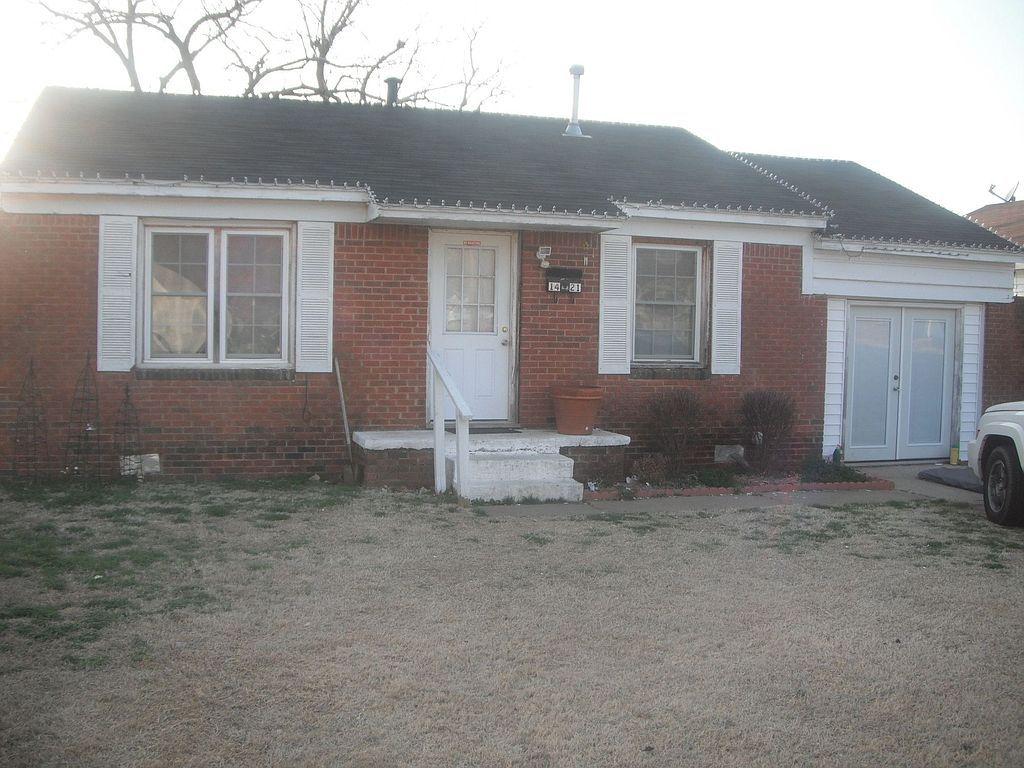 1421 Felix Pl, Midwest City, OK 73110