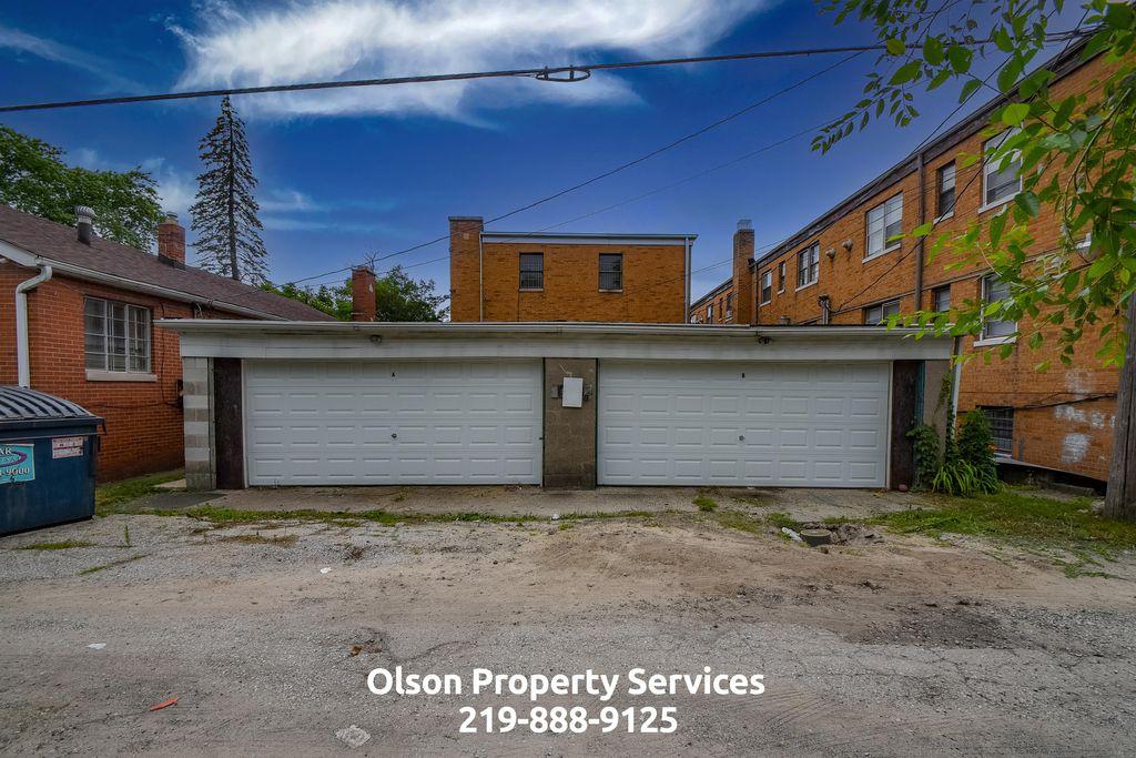 925 W 35th Avenue Garage #A-1, Gary, IN 46408