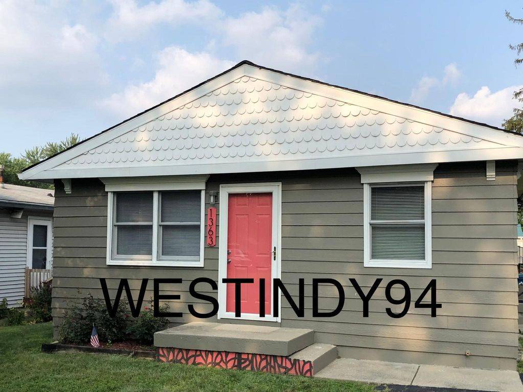 1363 S Whitcomb Ave, Indianapolis, IN 46241