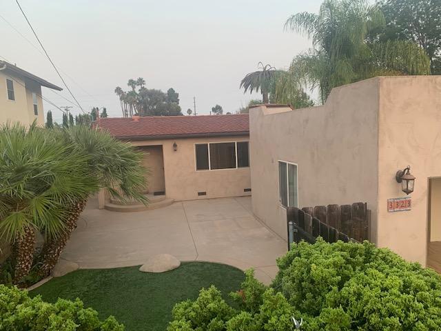 3323 N Mountain View Dr, San Diego, CA 92116