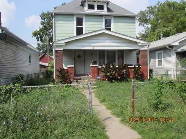 1534 Asbury St, Indianapolis, IN 46203