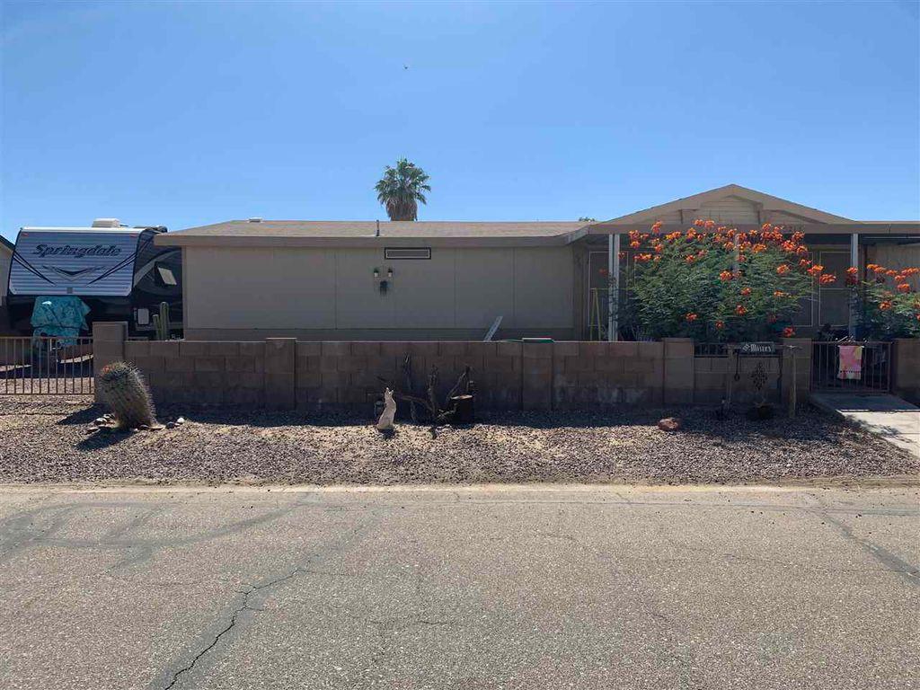 30213 E Palo Verde, Wellton, AZ 85356