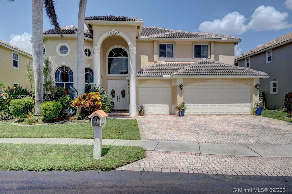 12333 NW 26th St, Coral Springs, FL 33065