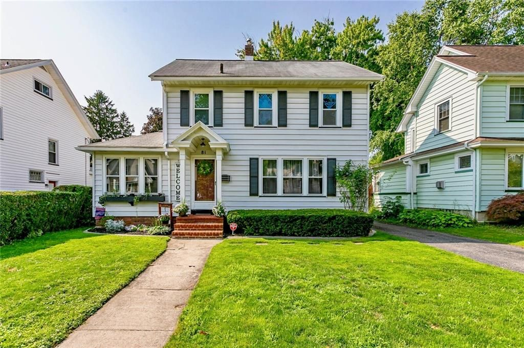 81 Dalkeith Rd, Rochester, NY 14609