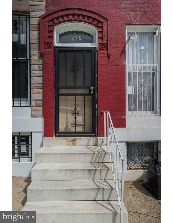 719 N Fremont Ave, Baltimore, MD 21217
