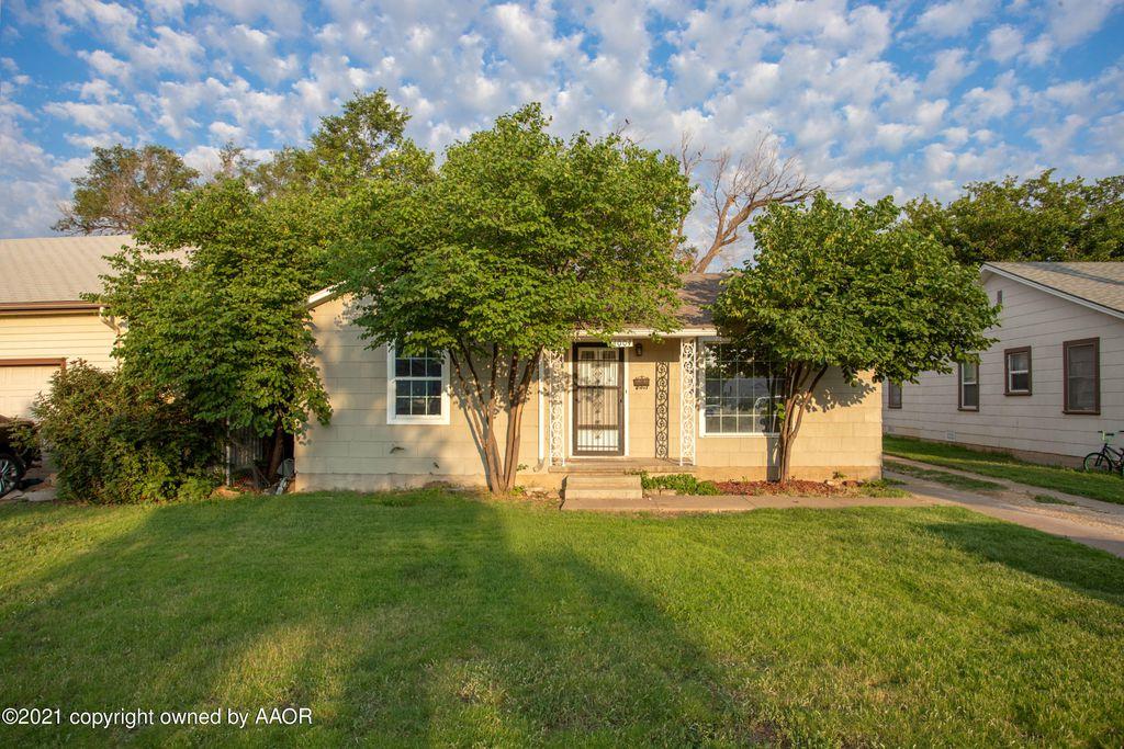 4004 S Jackson St, Amarillo, TX 79110