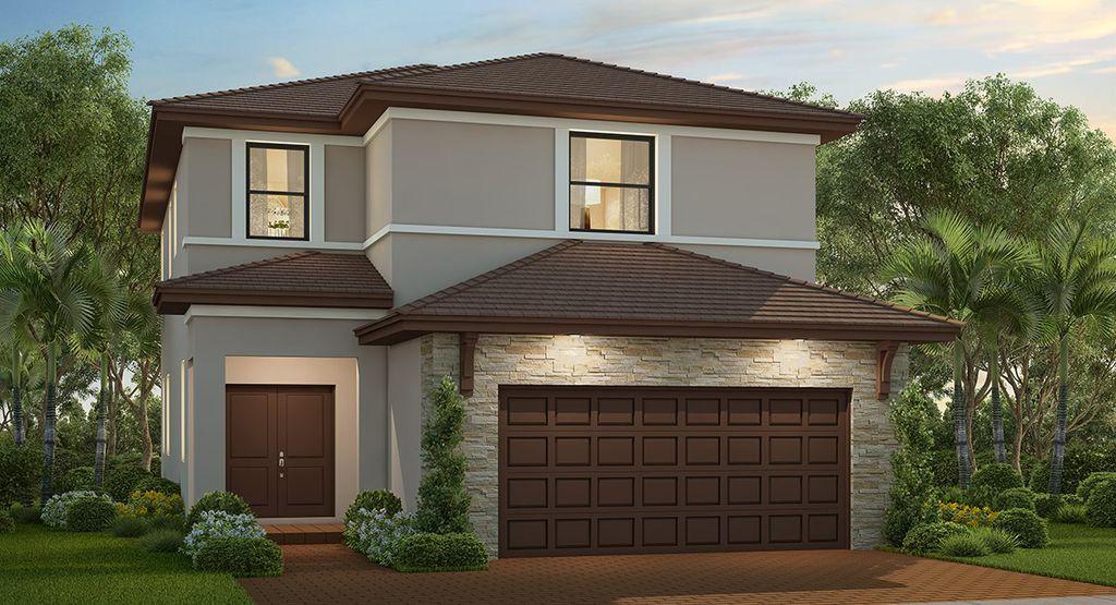 Banyan Plan in Campo Bello : Single Family, Homestead, FL 33032