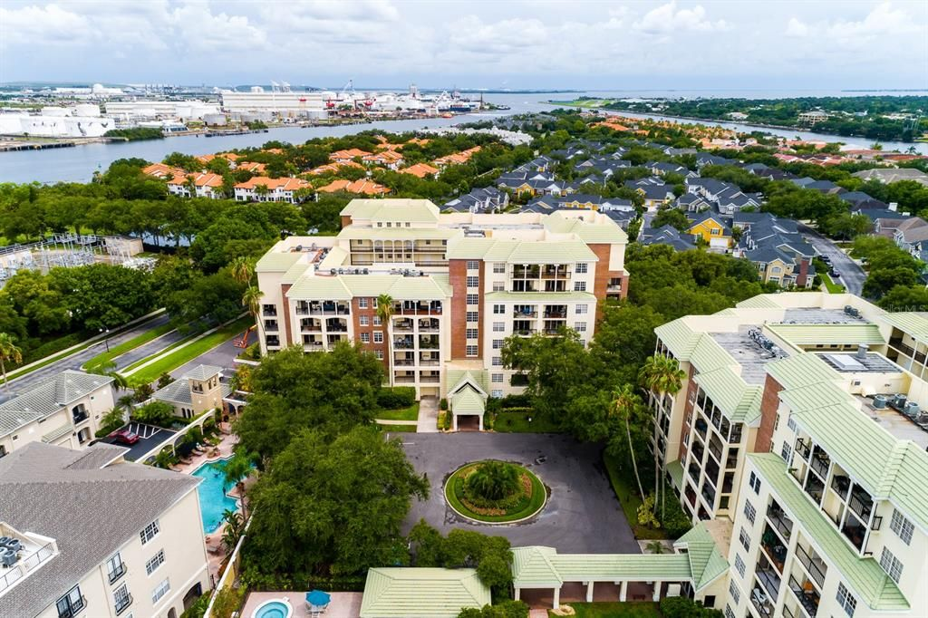 1002 S Harbour Island Blvd #1102, Tampa, FL 33602