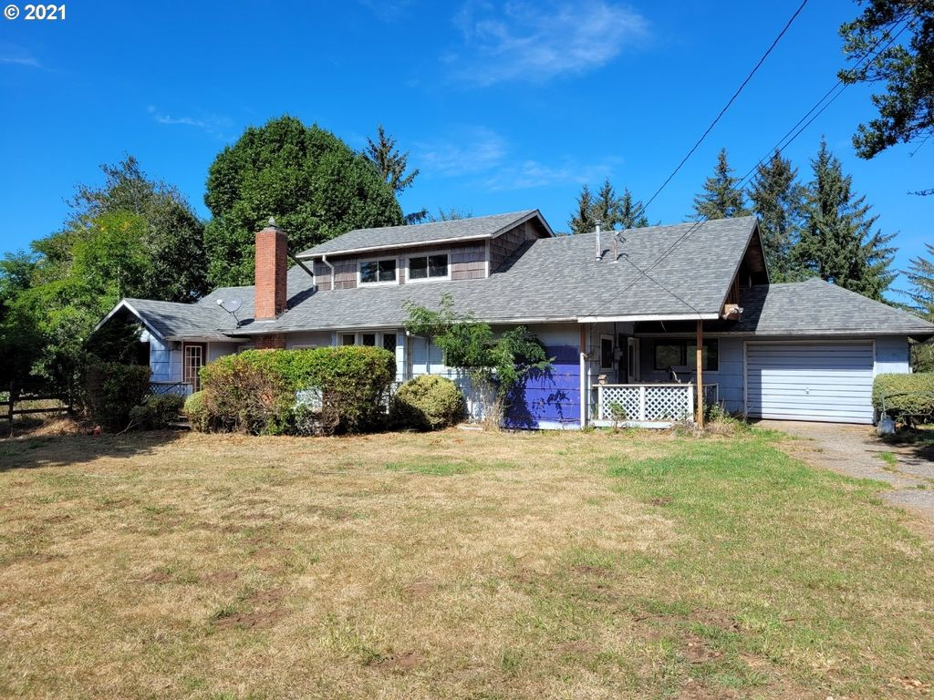 93345 Hereford Rd, Port Orford, OR 97465