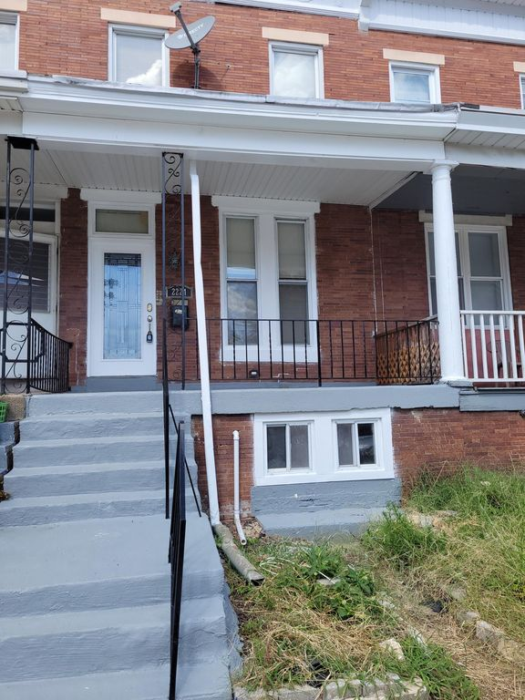 2224 Walbrook Ave, Baltimore, MD 21216
