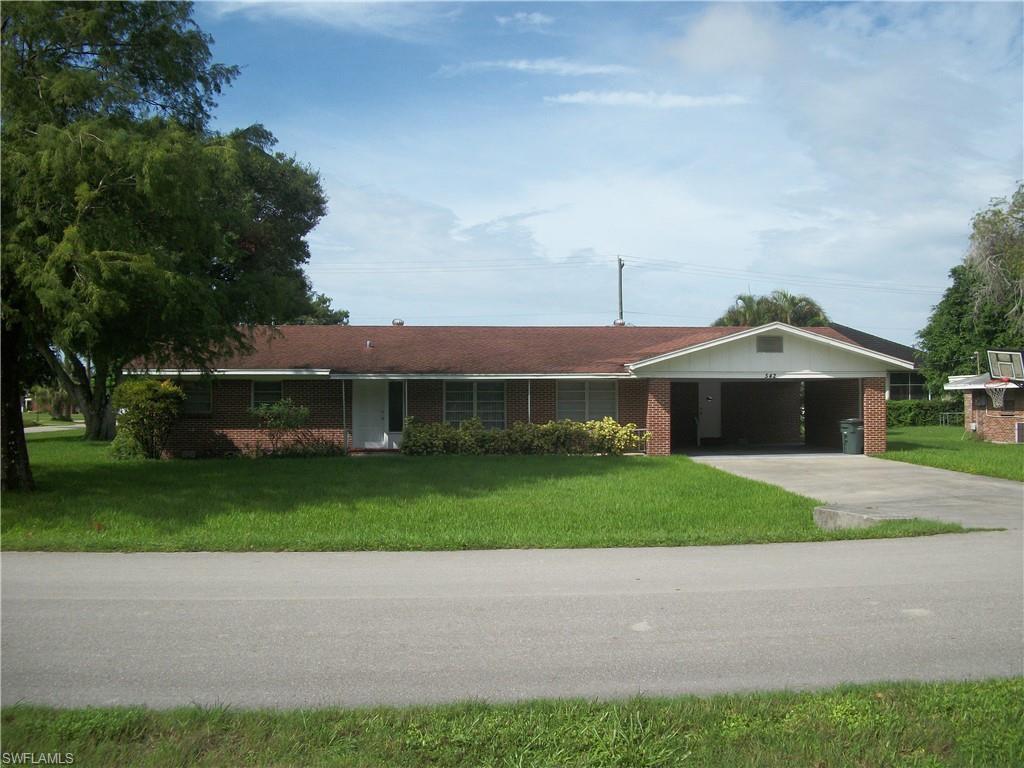 542 E Del Monte Ave, Clewiston, FL 33440