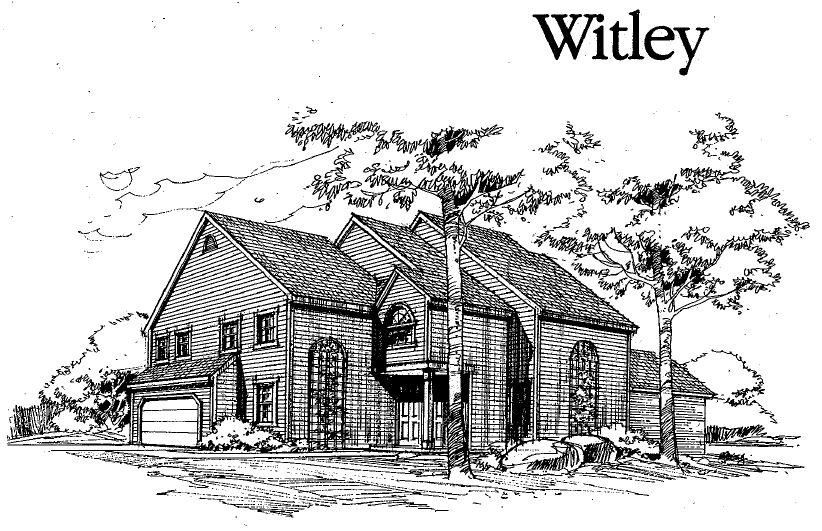 Whitley Plan in Lan Avon Development, Lewisburg, PA 17837