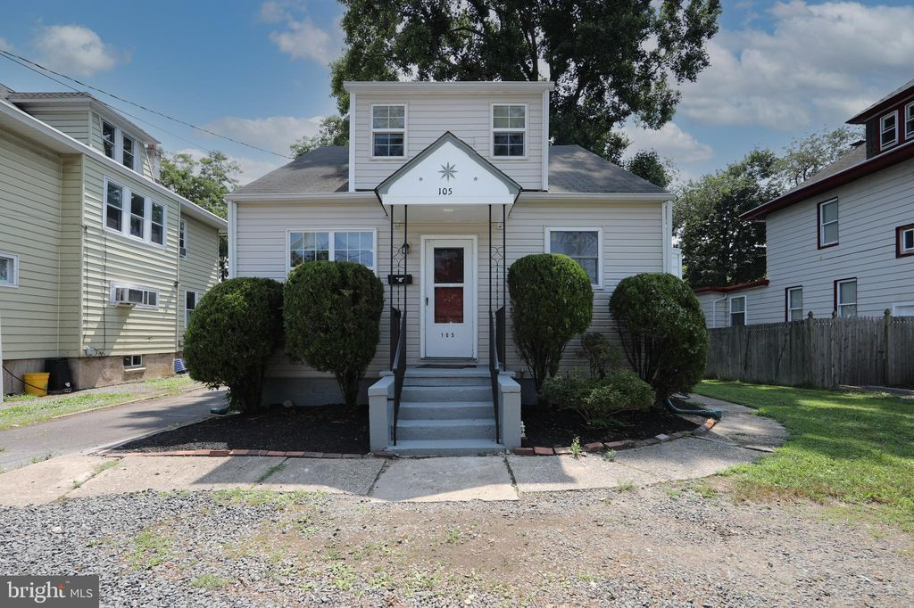 105 White Horse Ave, Trenton, NJ 08610