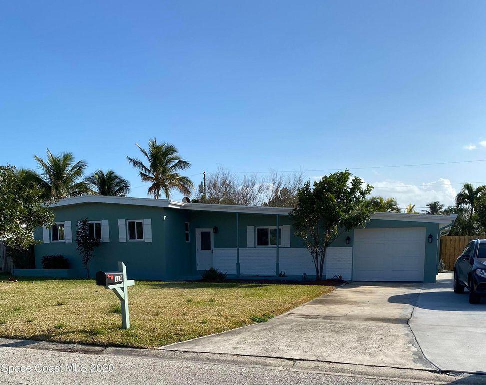 110 Churchill Ave, Satellite Beach, FL 32937