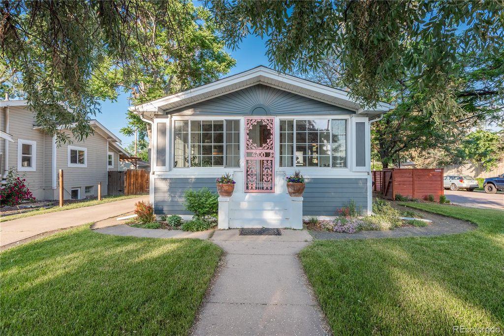 4700 Quitman St, Denver, CO 80212