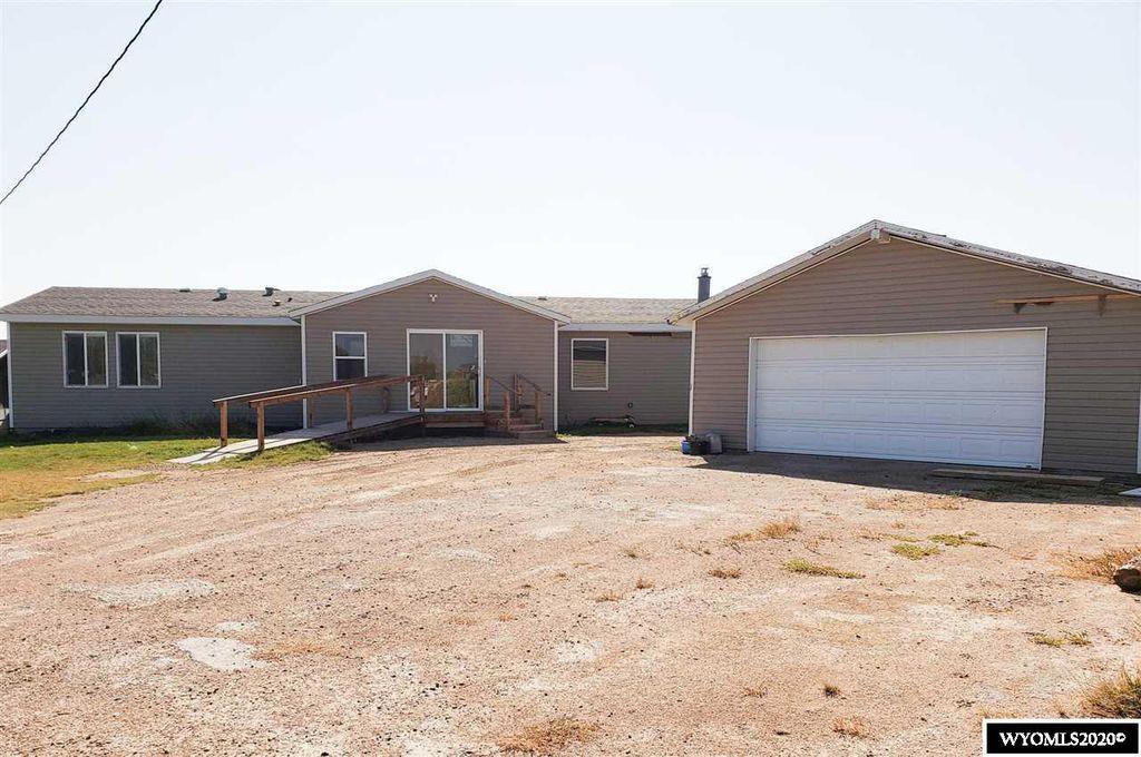 135 Covered Wagon Rd, Lyman, WY 82937