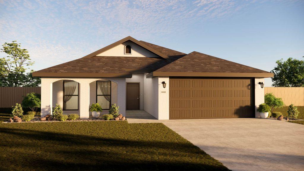 Marybel Plan in The Meadows, Amarillo, TX 79119