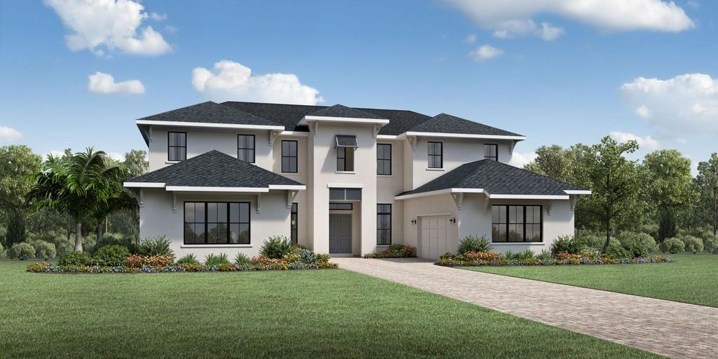 Varen Plan in Shores at Lake Whippoorwill - Signature Collection, Orlando, FL 32832