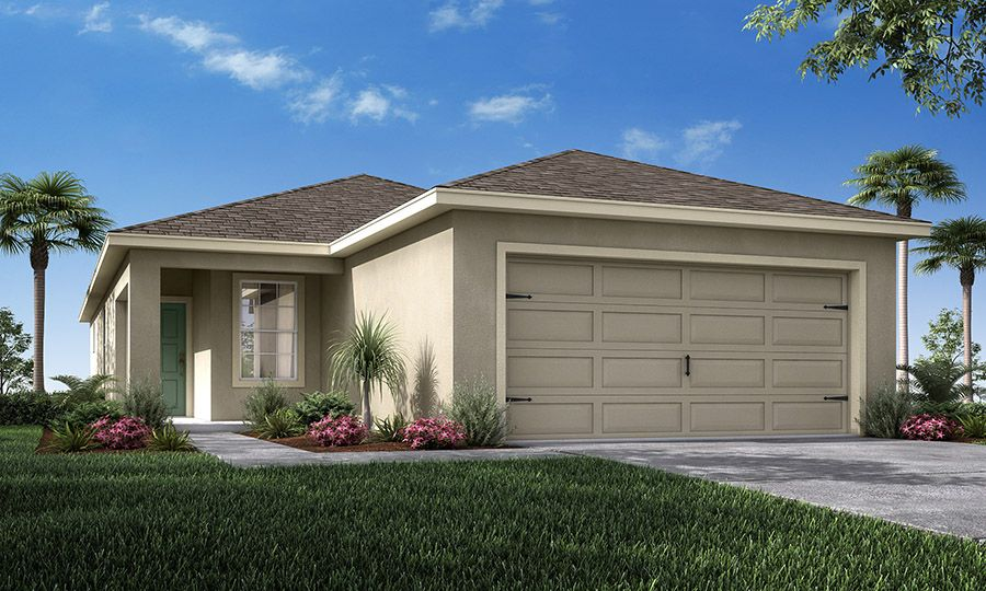 Begonia Plan in Astonia, Davenport, FL 33837