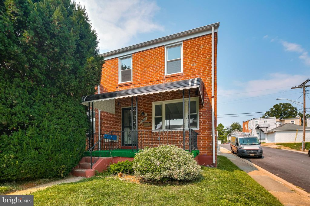 4200 Norfolk Ave, Baltimore, MD 21216