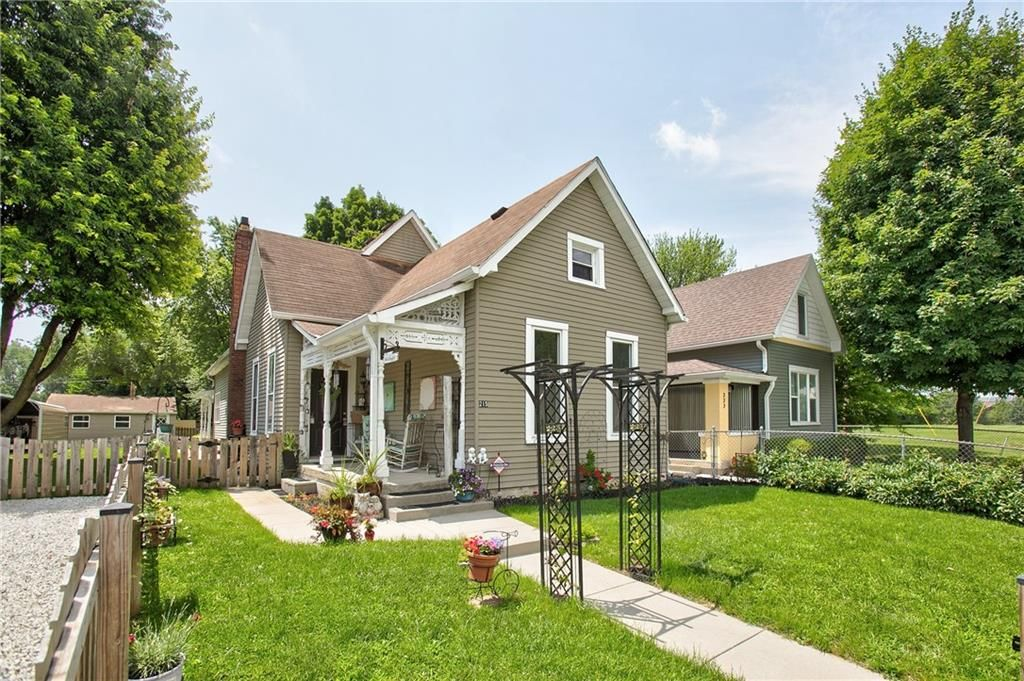 215 Wisconsin St, Indianapolis, IN 46225