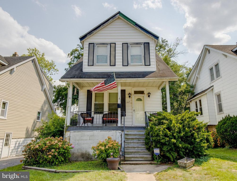 2825 Fleetwood Ave, Baltimore, MD 21214
