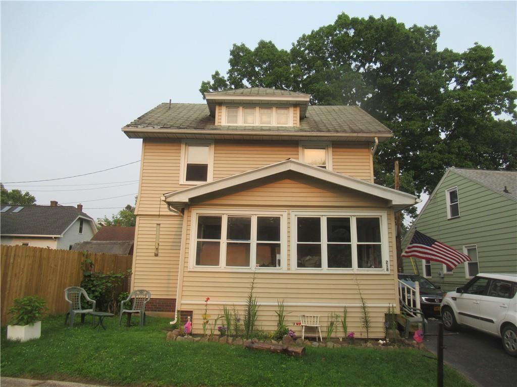 218 Wisconsin St, Rochester, NY 14609