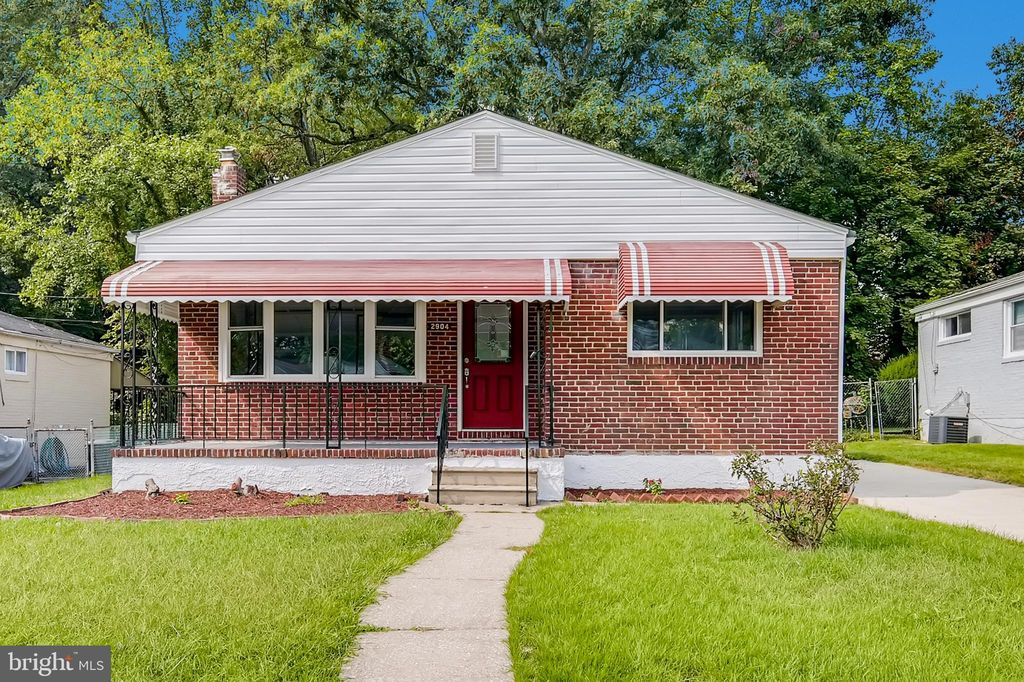 2904 N Rogers Ave, Baltimore, MD 21207