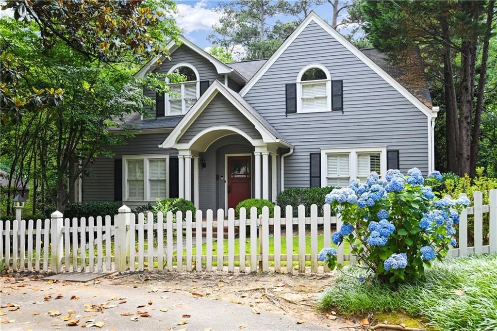 549 E Wesley Rd NE, Atlanta, GA 30305