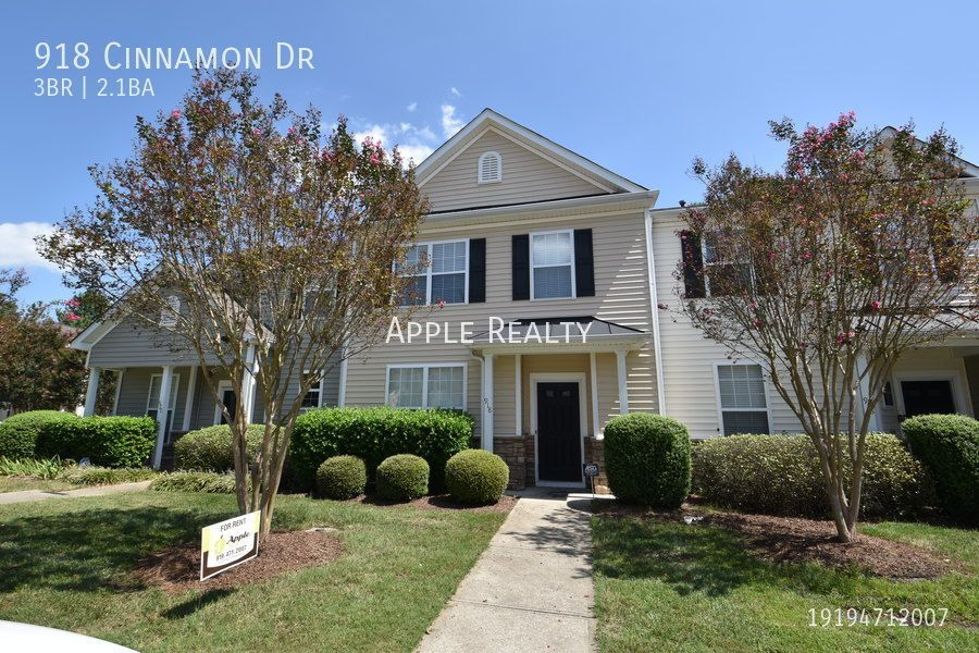 918 Cinnamon Dr, Durham, NC 27713