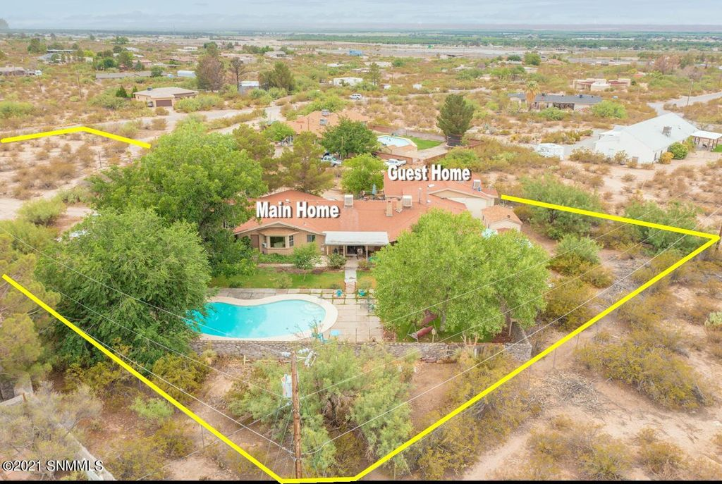 4125 Tesota Rd, Las Cruces, NM 88011