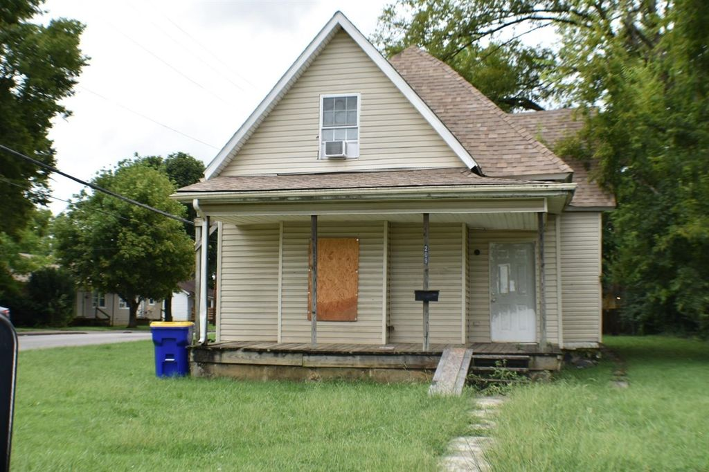 209 Woodford Ave, Bowling Green, KY 42101