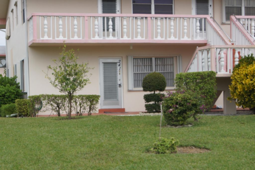 241 Norwich #K-119, West Palm Beach, FL 33417