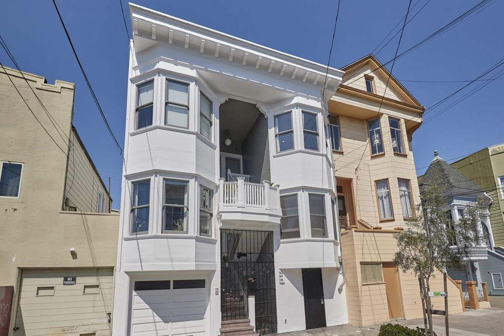 1146 York St, San Francisco, CA 94110