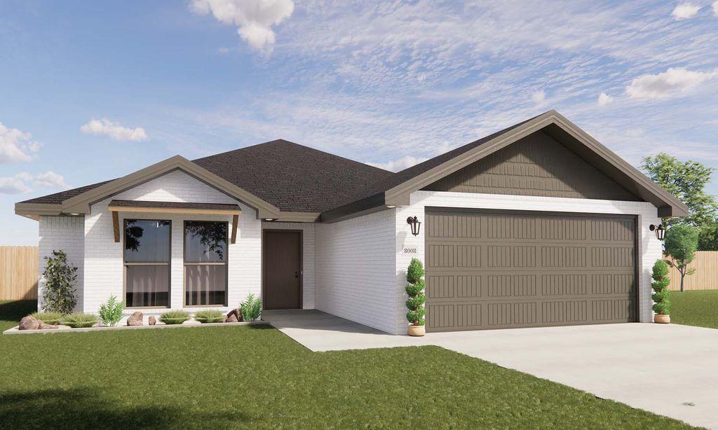 Adalynn Plan in The Meadows, Amarillo, TX 79119