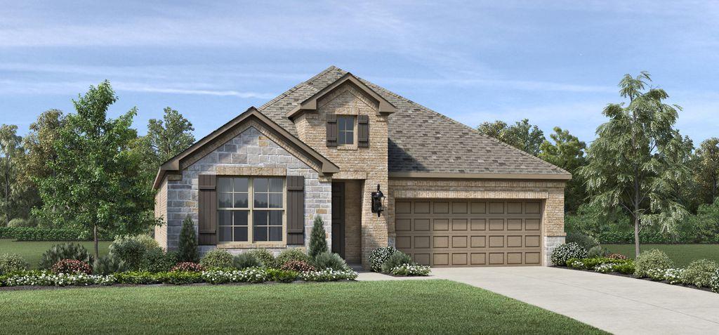 Corinna Plan in Parkvue, Denton, TX 76205