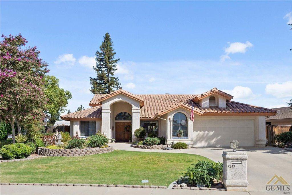 3412 Meadow Vista Ct, Bakersfield, CA 93306