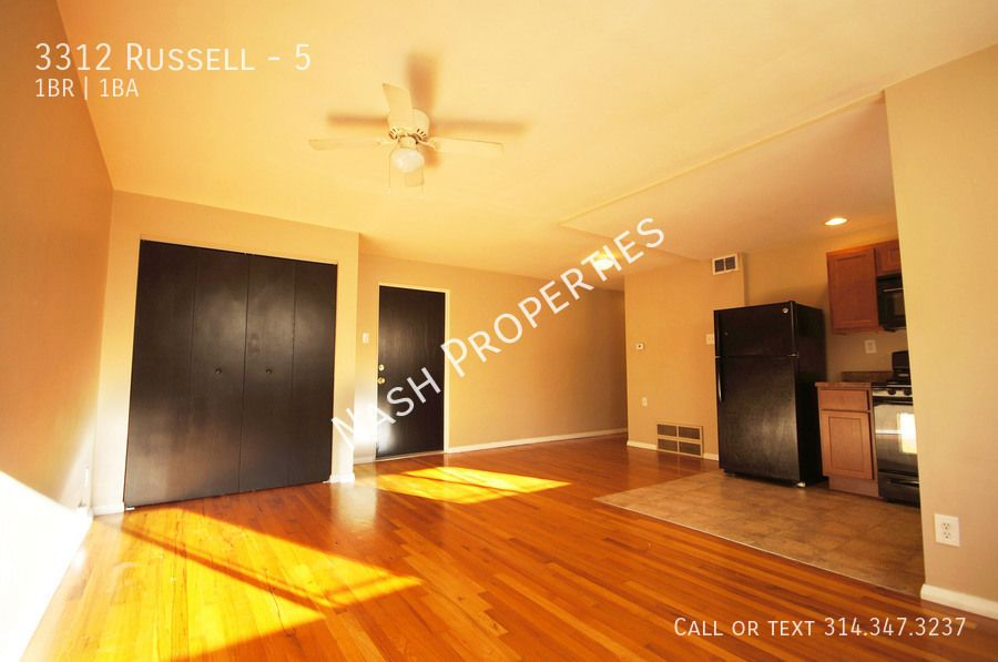 3312 Russell Blvd #5, Saint Louis, MO 63104
