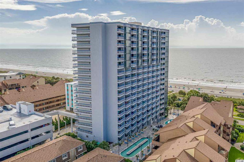 5511 N Ocean Blvd #1402, Myrtle Beach, SC 29577