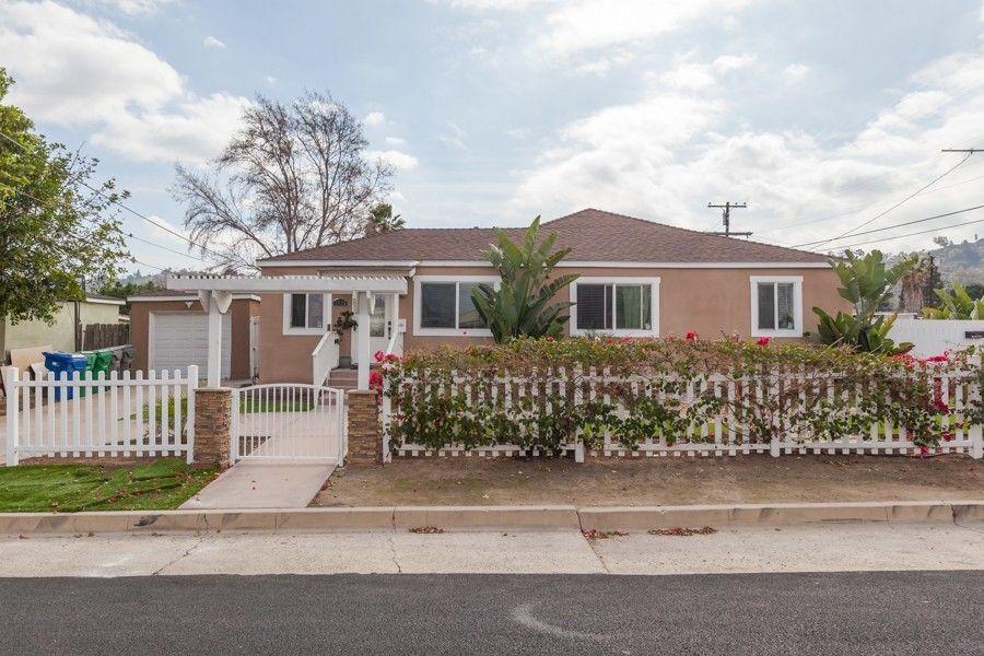 1075 W Renette Ave, El Cajon, CA 92020