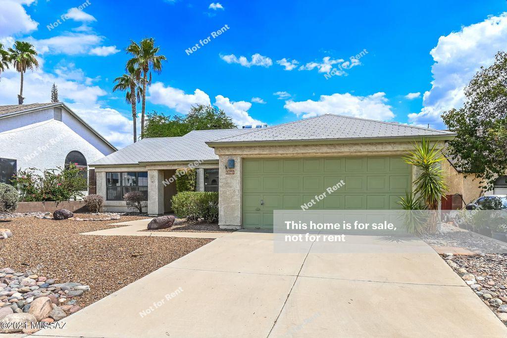 5341 W Eaglestone Loop, Tucson, AZ 85742